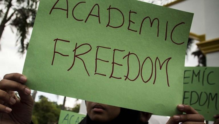 Kebebasan Akademic